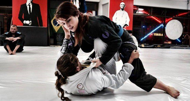 jiu jitsu for women
